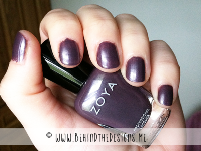 Fashion Friday: My Fall Nail Polish from Zoya